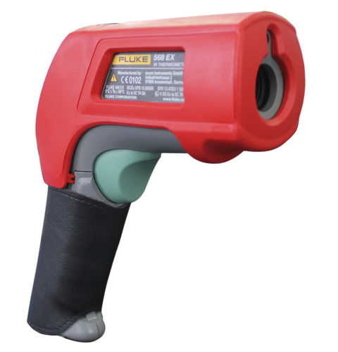 infrared thermometer / digital / portable / intrinsically safe