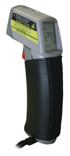 digital pyrometer / portable / intrinsically safe / ultra-rugged