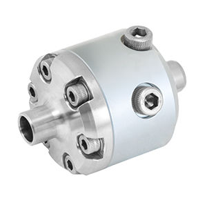gas rotary union / multi-passage / for satellite refueling systems