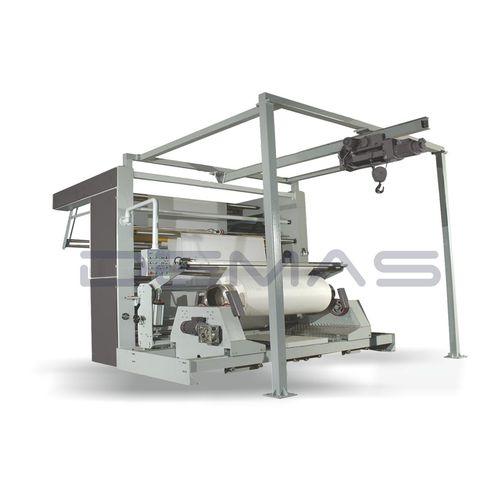 fabric winding machine / automatic