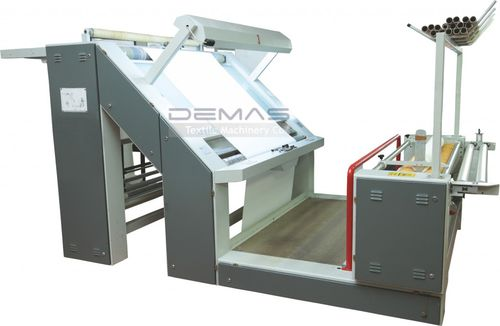 fabric roll wrapping machine / horizontal / automatic / control
