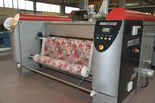 inkjet printing machine / multi-color / for textiles / automatic