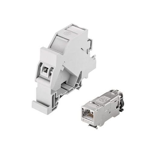 data connector / DIN / RJ45 / Ethernet