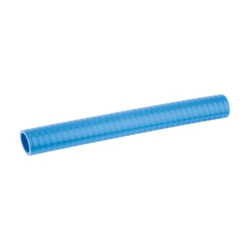protection conduit / spiral / for cables / plastic