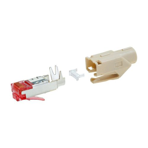 Data connector / RJ45 / parallel / push-pull Hirose TM21 series Lapp Group