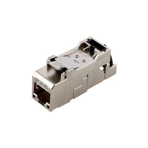 data connector / RJ45 / Ethernet / rectangular