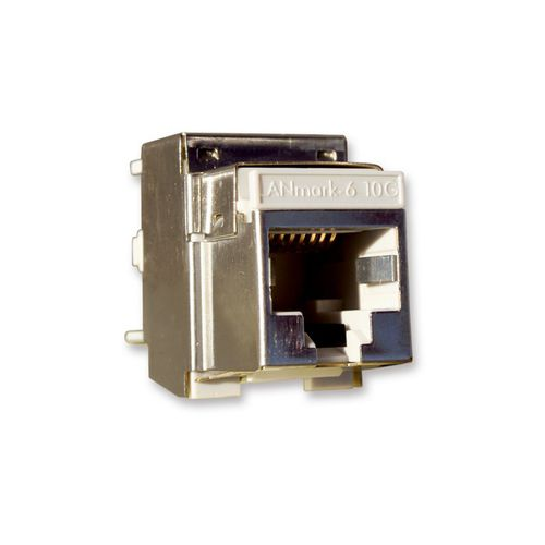 RF connector / Ethernet / square / IEC