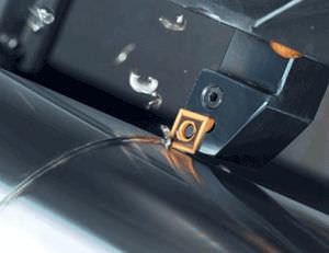 stainless steel turning insert