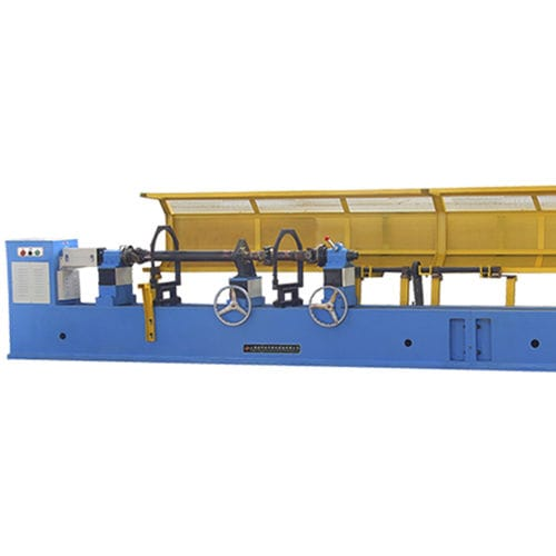 horizontal balancing machine / dynamic / for shafts / two-plane
