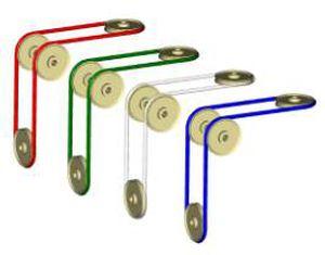 round transmission belt / urethane