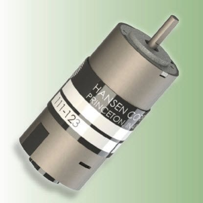 DC motor / synchronous / 24V / 12V