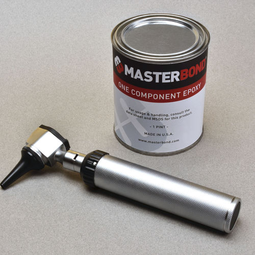 Epoxy adhesive / single-component / shear strength / high-temperature Master Bond