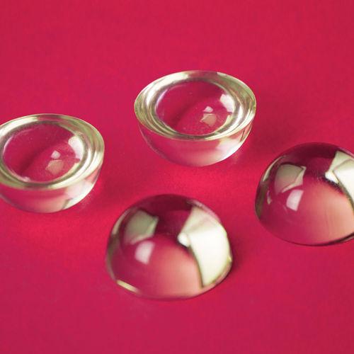 epoxy adhesive / single-component / UV-polymerized / industrial