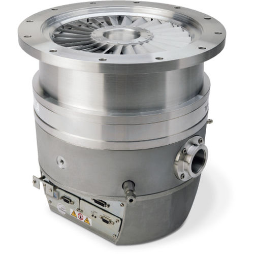 turbomolecular vacuum pump / dry / compact / for industrial applications