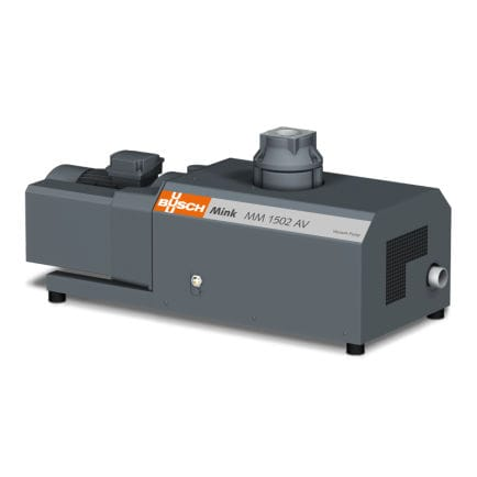rotary claw vacuum pump / dry
