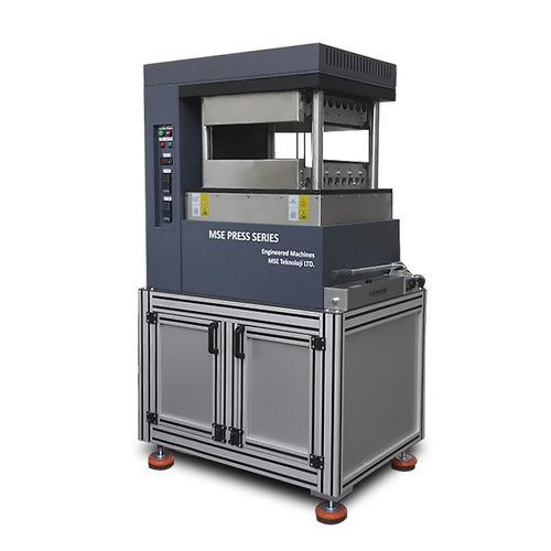 hot press - MSE Teknoloji Ltd. Şti