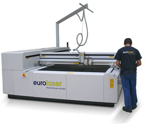 CO2 laser cutting machine / for glass / for stone / for ceramics