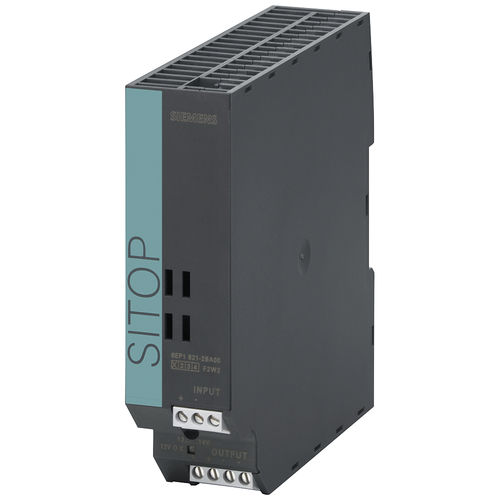 DIN rail DC/DC converter / step-down / insulated