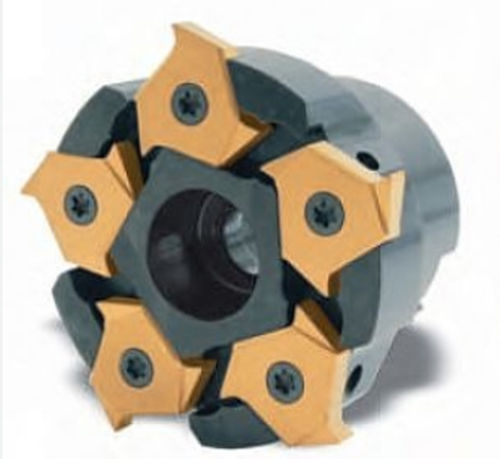 Shell-end milling cutter / insert Arno