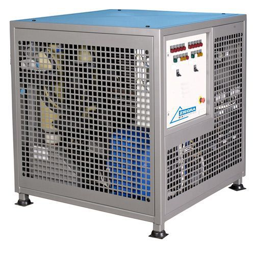 Ice machine for the food industry - UBE 3.500-2 - ZIEGRA-Eismaschinen | {Eismaschinen 19}