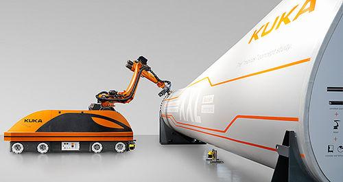 mobile platform - KUKA Roboter GmbH