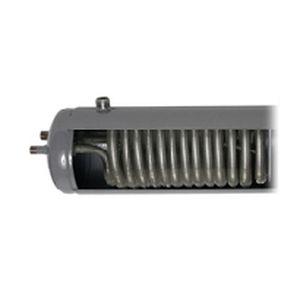 cooled condenser / copper / for refrigeration application