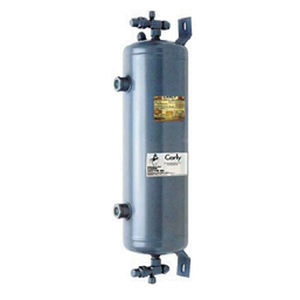 refrigeration circuit tank / metal / compensation / vertical