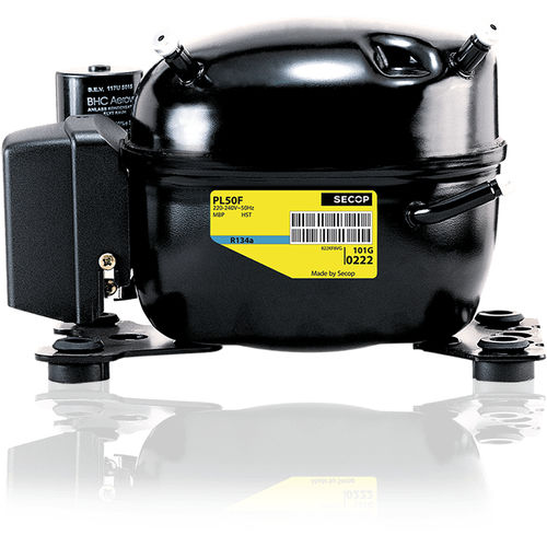 hermetic refrigeration compressor / piston / R134a / R600a