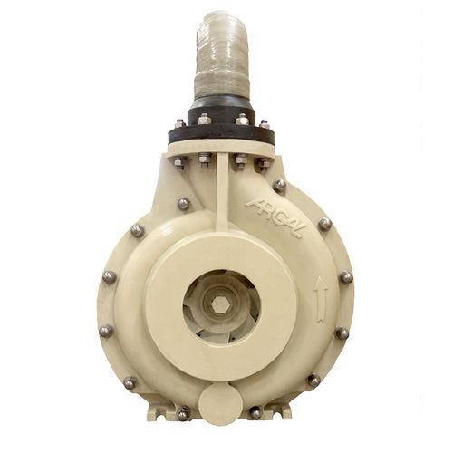 Seawater pump / for chemicals / electric / semi-submersible SATURNSUMP KGS Argal Pumps