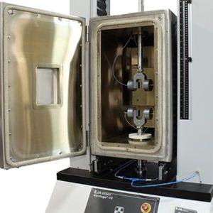tensile testing machine environmental chamber