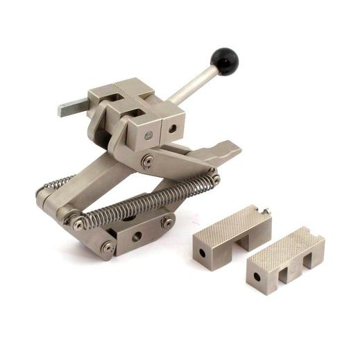 mechanical gripper / for laboratories / self-centering