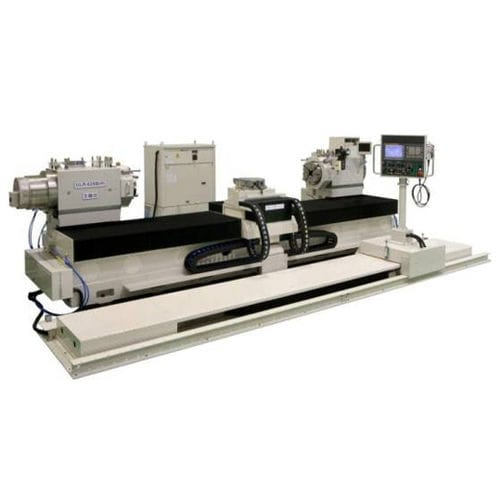 CNC lathe / 2-axis / grooving / high-precision