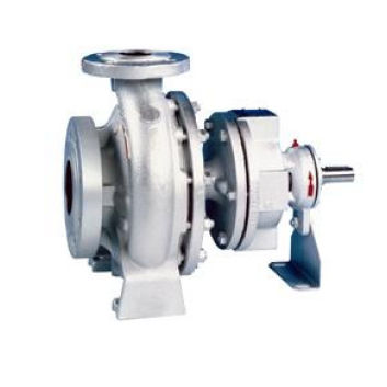 hot water pump / oil / centrifugal with volute / industrial