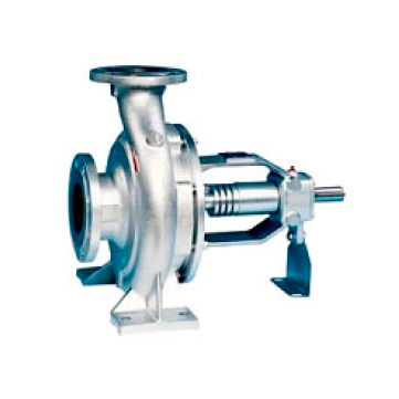 chemical pump / centrifugal with volute / for the chemical industry / for the food industry
