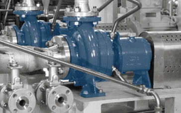 chemical pump / electric / canned motor / chemical