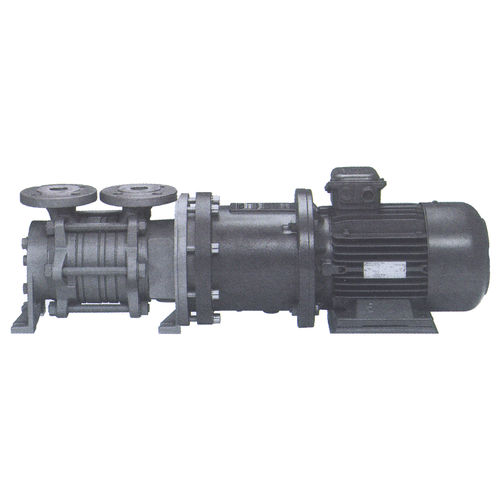 chemical pump / self-priming / side-channel / for the chemical industry