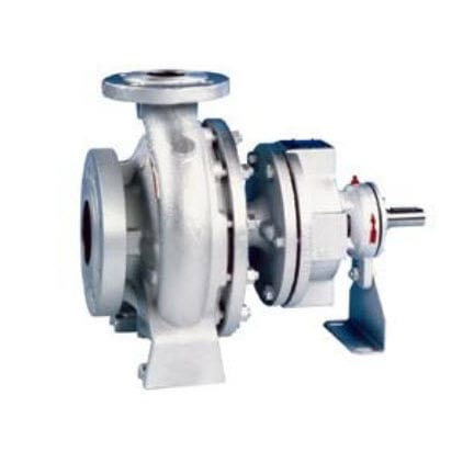 hot water pump / centrifugal with volute / industrial / single-stage