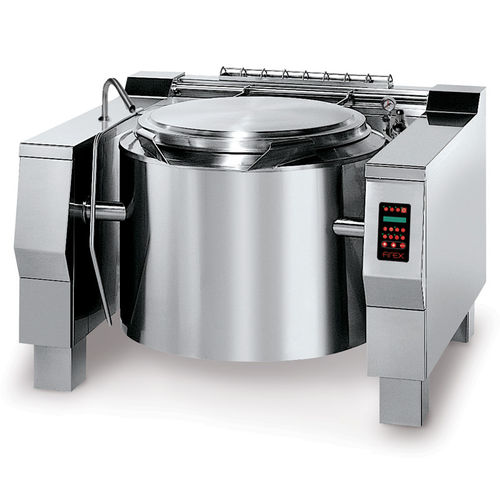 rice industrial cooker / steam / electric / gas