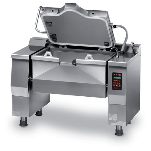 meat industrial cooker / electric / gas