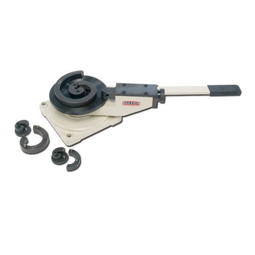 Manual bender / profile / mechanical / hand-held MPB-10 Baileigh Industrial