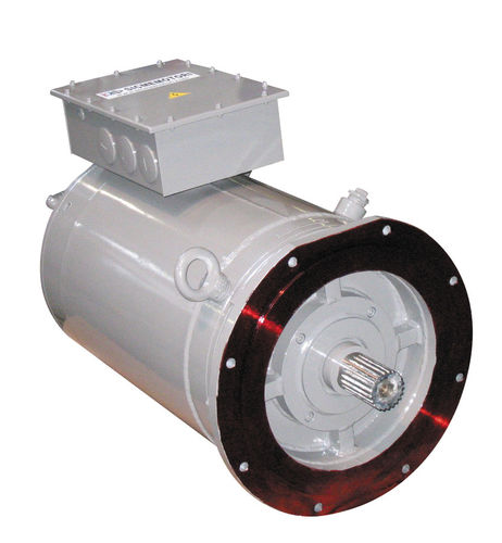 DC motor / brushless / permanent magnet / variable reluctance