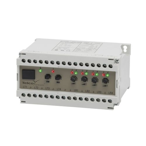 signal amplifier / electronic / multiplexable / for photoelectric sensors
