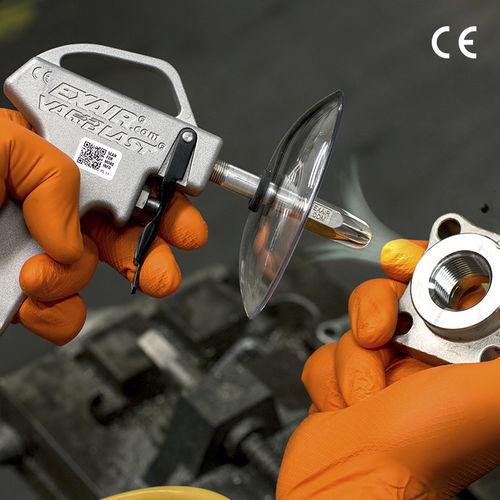blower gun / air / manual / compact
