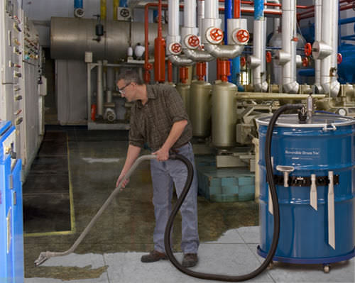 liquid vacuum cleaner - EXAIR Corporation