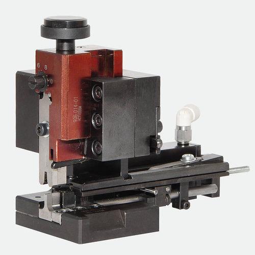 wire crimp applicator / manual / pneumatic