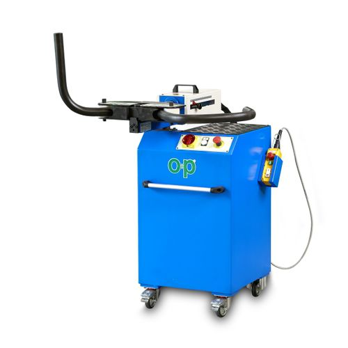 motorized bending machine / steel tube