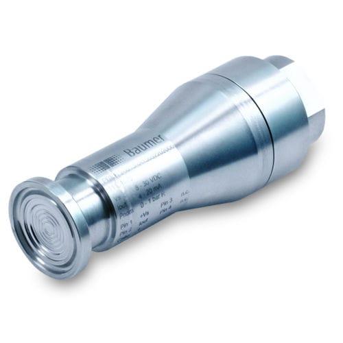 relative pressure transmitter / absolute / piezoresistive / stainless steel