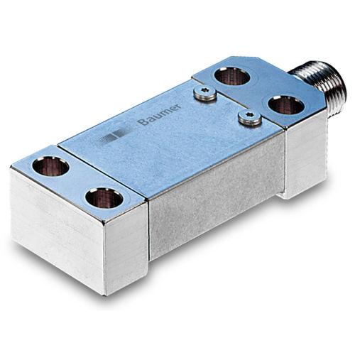 strain sensor for dynamic applications / for static applications / 4 screws
