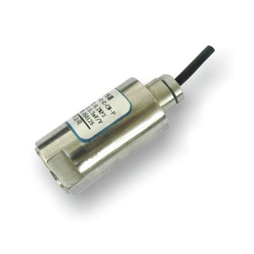 relative pressure sensor / membrane / analog / threaded