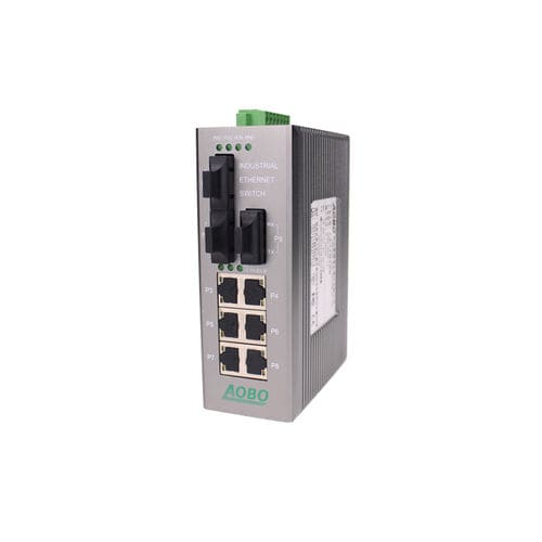 Unmanaged network switch / 9 ports / layer 2 / ProfiNet AOBO 3009 series HANGZHOU AOBO TELECOM.,LTD.